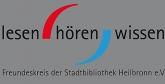 Logo des Freundeskreises der Stadtbibliothek Heilbronn e.V.